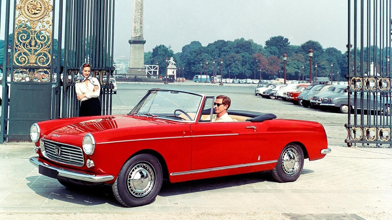 Peugeot Tarihi - 1962