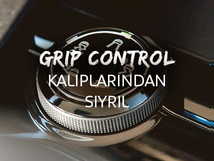 Peugeot DAKAR 2018 - Grip Control