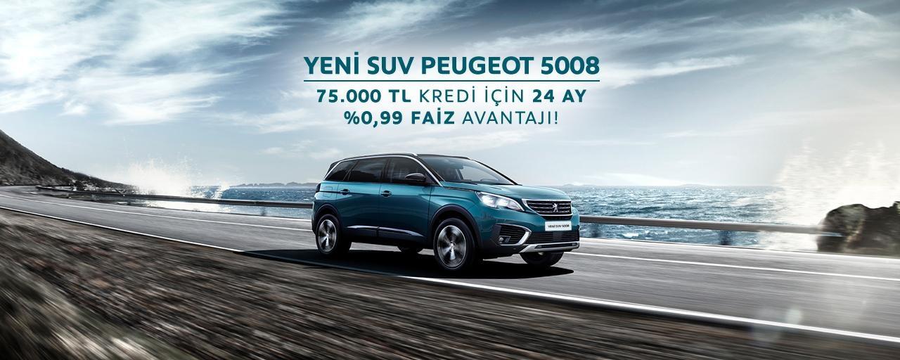 5008 Kampanyası Promo
