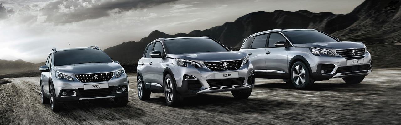 Peugeot DAKAR 2018 - SUV