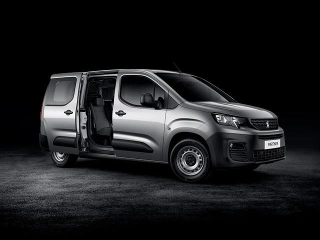 Yeni Peugeot Partner Van