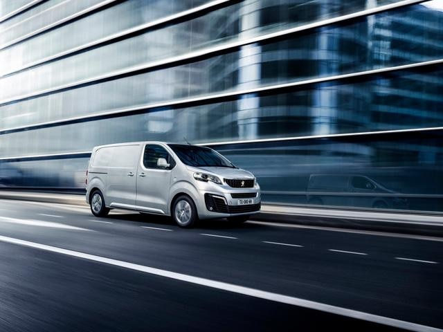 Yeni Peugeot Expert Van