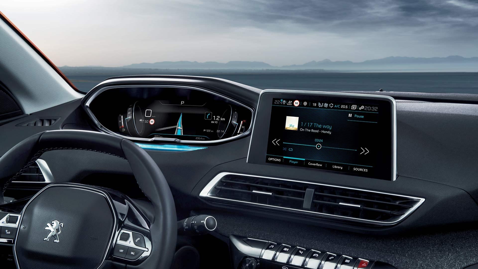 Yeni SUV Peugeot 3008 | Peugeot Türkiye